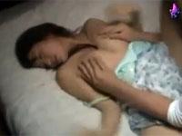 廣田まりこ 酔いつぶれた美人兄嫁を兄貴の横で夜這いセックス!