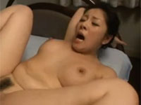 浅倉彩音 巨乳熟女が巨根チンポにうっとりフェラ、突かれて大絶叫!