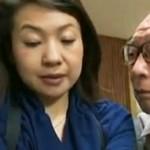 【ヘンリー塚本】夫が単身赴任中、義父のもとに抱かれに行く嫁 大沢萌