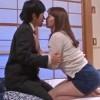 夫の部下を自宅に呼んで濃厚セックスに溺れる四十路美熟妻! 翔田千里