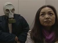 【ヘンリー塚本】麻酔ガス昏睡暴行レイプ!エレベータで乗り合わせた男に!