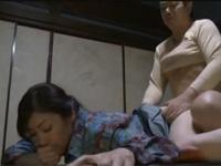 【ヘンリー塚本】病弱妻の代わりに家政婦に性処理させる旦那