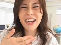 田中亜弥 本物現役女子アナ 仕事中フェラ抜き ザーメン口に入れてニュース読み!
