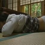 【ヘンリー塚本】川上ゆう 私は9歳の頃から畳でクリトリスオナニーをしています。