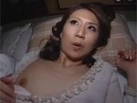 吉岡奈々子 長身美人熟女 夫の隣で義弟に夜這いされ激しくセックス!