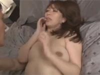 翔田千里 美熟女な妻の母とセックス!気持ち良すぎて中出ししてしまう!