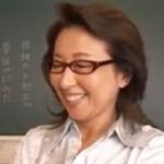 五十路熟女の校長が生徒に弱みを握られ凌辱される! 宮内静子