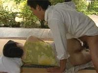 【ヘンリー塚本】狸寝入りで学生のレイプに気づかないふりの熟女 浅井舞香
