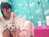 アイドル志望の美少女が挑戦!マジックミラー号で声を我慢出来たら賞金100万円!