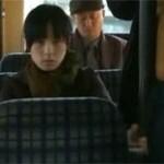 【ヘンリー塚本】バスで逆露出狂女が男を誘惑セックス