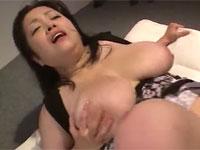 芸能人 小向美奈子とセックス!揺れる乳と腹、絶叫アクメ連発顔射!Tube8