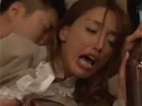 本城小百合 美熟女になった昔のマドンナと同級会を抜け出し背徳セックス!