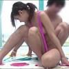 マジックミラー号でビーチに来ている男女の友達同士にツイスターゲームをやらせてみた結果wwww