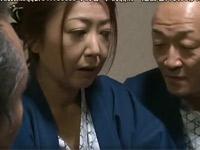 【ヘンリー塚本】輪姦願望がある社長夫人と社員たちがセックス