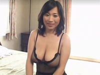 北原夏美 巨乳ムッチリ美熟女が主観でエロく語りかけるセックス!