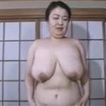 【無修正】ポチャ熟女の脂肪と爆乳で窒息しそうなセックス!