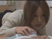 美熟セレブ妻が撮影で男優のチンポにむしゃぶりつくセックス!富永ひろ美