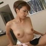 【無修正】喪服の極上美熟女とホテルでハメ撮りセックス!