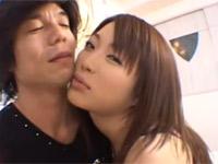 【無修正】星野あかり 超美形人妻が逆ナンパでハメ撮り中出しセックス!