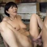 混浴温泉で近所の奥様と二人きり…なし崩し的にセックスしちゃった俺w 円城ひとみ