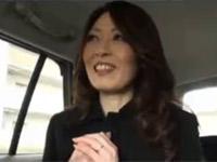 【無修正】桜井留美子 綺麗なセレブ奥様とアナルセックス!