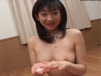 【無修正】小池絵美子 可愛らしい熟女奥様の連続フェラ抜き圧巻テク!