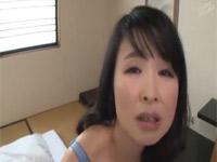 酒井恵梨子 五十路ムッチリ熟女とパイズリから中出しセックス!