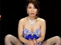 羽田璃子 美熟女が主観エッロい淫語連発で手コキフェラ絶頂!