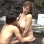 【無修正】つかもと友希 かなりの美熟女と温泉旅行不倫セックス!