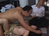 【ヘンリー塚本】ヤバイ借金取りに女房を寝取られる悲惨な男 浅井舞香