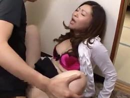 カミさんよりも五十路のお義母さんの熟れた身体が最高なんです! 上里悠里
