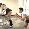 高校でもスーパークールビズ推奨!露出度MAXのセーラー服で教師に襲われるJK
