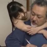 【ヘンリー塚本】 大好きな小説家の叔父様にセックスしてもらう少女