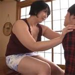 八木美智香 四十路長身Hカップ熟女が若い童貞君をエロ~く誘惑セックス!