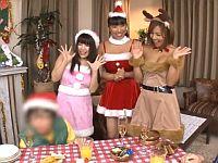 そうだ!エロガキを誘おう!痴女ママ主催のクリスマス乱交パーティ