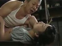 【ヘンリー塚本】爺さんに突かれて昇天してしまう少女