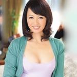 母の友人の美しくてドスケベな五十路おばさんとお互いを貪り合う官能SEX! 安野由美