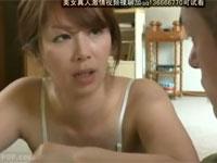 【ヘンリー塚本】女が欲しけりゃ母ちゃんとヤるんよ!美熟女が絶倫息子の性処理 翔田千里