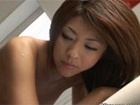 【無修正】乳首もきれいな日焼けスレンダー美奥様とハメ撮りセックス!
