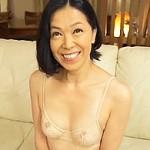 初撮り熟女 48歳のスレンダーな現役海女さんがヤングペニスに絶頂イキ! 海宮みさき