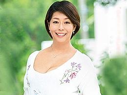 【初撮り熟女】バスト98cmHカップ爆乳の42歳奥様が中出しAVデビュー 日向万里子