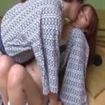 翔田千里 四十路熟女が温泉旅行の開放感で娘婿を受け入れてしまいセックス!