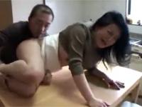 巨乳熟女レイプ!自宅に侵入した男に犯され中出しされる恐怖!浅井舞香