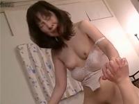 【高齢熟女】可愛らしい六十路熟女が43歳差の若い男優と絶頂セックス!秋田富由美