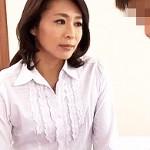 「先生が見てあげる♪」童貞生徒のデカチンを喰らう痴女な四十路女教師! 矢部寿恵
