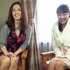 【母娘ナンパ】48歳ママと18歳娘を密着取材と称してナンパ、キレイな母親だけパコる!