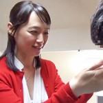 五十路の美魔女が自分より30歳も若い童貞の学生君を童貞狩り! 安野由美