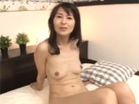 43歳初撮りスレンダー熟女初イキ中出しセックスです!北川礼子