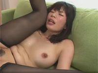 【無修正】青山沙希 長身180㎝の美人妻とのセックスでハメるのも一苦労!!