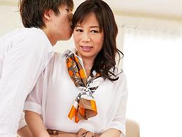 【初撮り熟女】五十路手前のはんなり京都妻はくっそエロい淫乱妻だった! 二ノ宮慶子